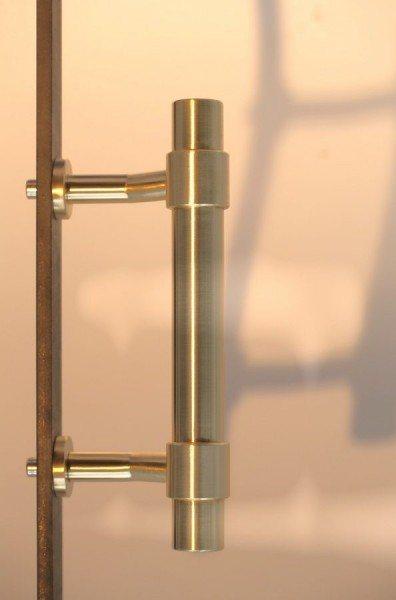 Türgriff aus Bronze gedreht