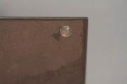 kleine Buchstütze aus 3 mm Rohstahl