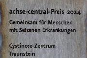 Achse Central Award für das Jahr 2014