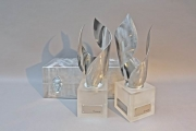 2 aufwändige Awards für die Central Krankenversicherung AG in Köln