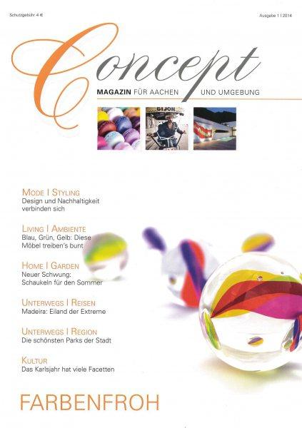 Concept - Magazin für Aaachen und Umgebung
