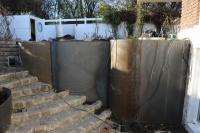 Gartengestaltung mit Corten Stahl Einfassungen