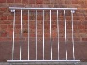 Französischer Balkon aus feuerverzinktem Stahl geschweißt, Preis per laufenden Meter