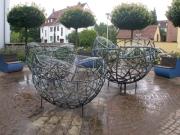Große Brunnenanlage für die Harzwasserwerke in Hildesheim