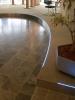 LED Linie im Boden im Empfang für die Stadtwerke Hildesheim