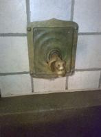 WC im Sambesi im Zoo Hannover