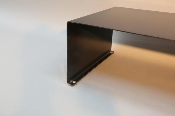 druckertisch aus 3 mm verzundertem stahlblech. Black Bedroom Furniture Sets. Home Design Ideas