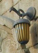 Laternen aus Bronze für den Dschungelpalast