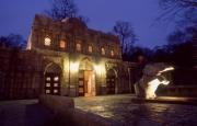 Shopeinrichtung und Beleuchtungsplanung im Dschungelpalast im Zoo Hannover