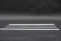 Kantenschutz aus 1 mm Edelstahl