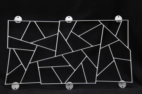5 verschiedene fenstergitter mit schmitzstruktur aus edelstahl. Black Bedroom Furniture Sets. Home Design Ideas