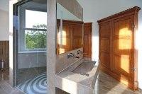 Wohlfühl Bad in einer historischen Villa