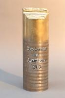 Entwurf für einen Award