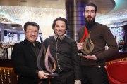 Der Gastropodium Award 2015 wurde am 26.1.2015 in Hannover verliehen