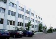 Außenansicht der Fa. Infrastrukturbau GmbH, Hannover