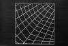 Spinnengitter aus feuerverzinktem Stahl