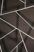 Design Fenstergitter mit Schmitzstruktur - feuerverzinkt