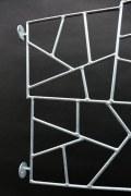 Fenstergitter mit unserer Schmitzstruktur