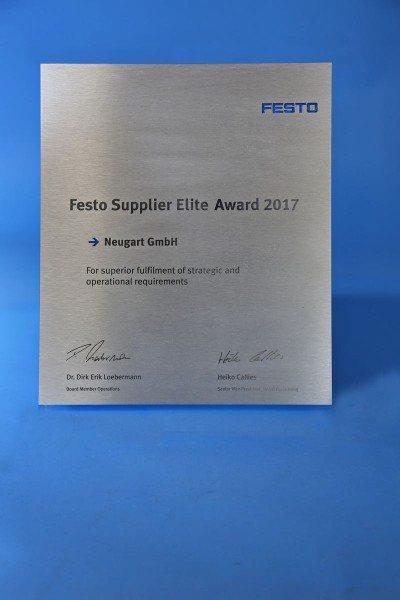 FESTO Award 2017