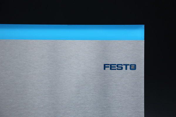 Auch 2014 durften wir den Festo Supplier Elite Award fertigen