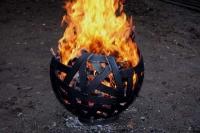 Kamin funkenschutzgitter hauben feuerschale grills - Feuerschalen ethanol garten ...