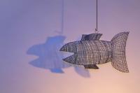 Fisch aus Draht