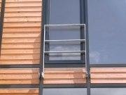 verschiedene Möglichkeiten einen franz. Balkon zu befestigen