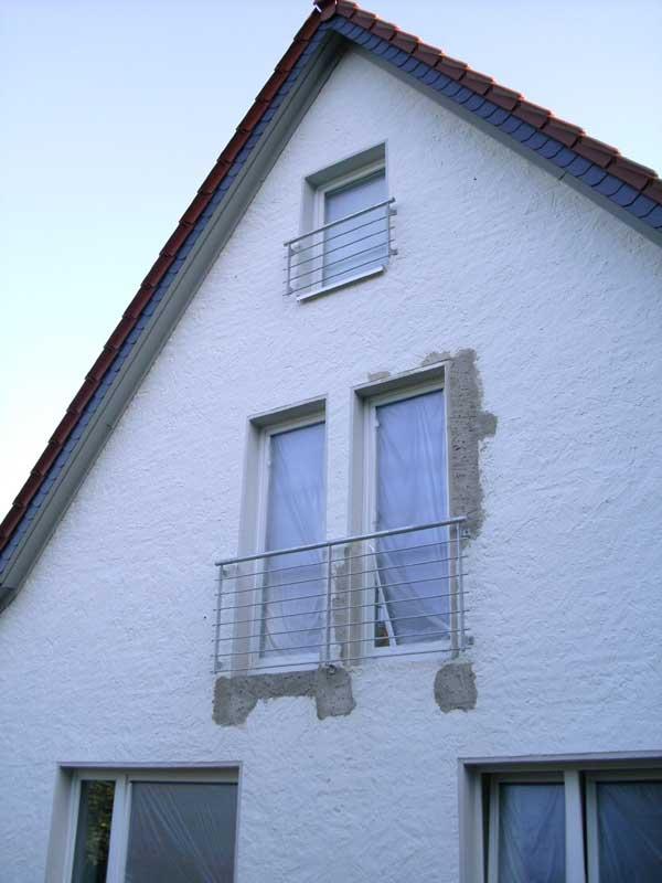 franz sischer balkon aus stahl feuerverzinkt preis per. Black Bedroom Furniture Sets. Home Design Ideas