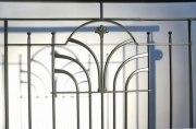 Franz. Balkon verzinkt und lackiert