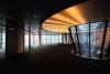 dynamisches Licht, riesige Lichtdecke im Q207, Galeries LaFayette in Berlin