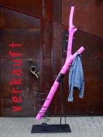 """""""pink tree"""" - Garderobe mit Schirmständer"""