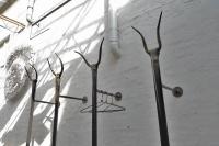 4 verschiedene Garderoben Minotaurus, Preis pro Stück