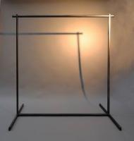rollbare oder feststehende Garderoben aus Stahl