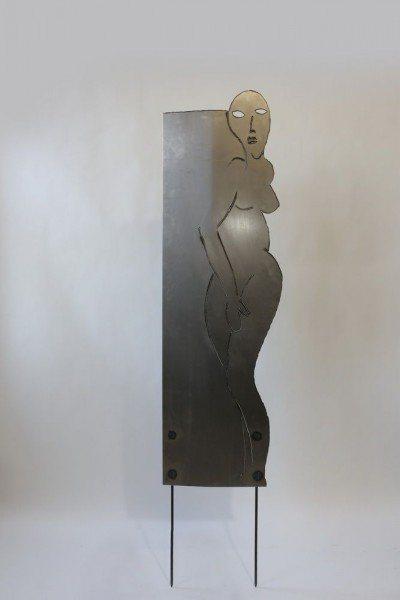 """""""Akt"""" Skulptur für den Garten"""