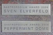 Gastropodium Award 2012, Preisträgerin Dr. Monika Gommolla