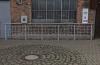 Kunstvolles Geländer aus feuerverzinktem Stahl, Preis per laufenden Meter