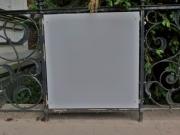 Ergänzung und Umarbeitung eines geschmiedeten Geländers