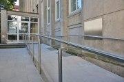 LED Handlauf für die Deutsche Bank in Hildesheim