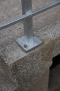 Treppen Geländer für das Karmelitinnenkloster in Hannover