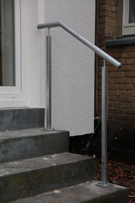 Treppen gel nder f r das karmelitinnenkloster in hannover for Pokale hannover