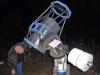 """Gitterrohr Tubus aus Aluminium für ein 18"""" RC Teleskop"""