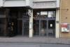 Glastrennwand aus Stahl und Glas für die Nil WEINkostBAR in Hildesheim