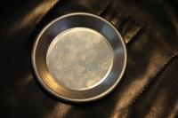 aus Aluminium gedrückte Goldwäscherschale