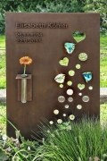 Grabvase für eine einzelne Blume oder einen kleinen Strauss