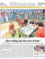 schöner Artikel über die RBG in der Hildesheimer Allgemeinen Zeitung am 21.01.09