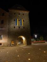 Beleuchtung für die Stadt Haldensleben - Stendaler Tor