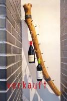 wandhängende Garderobe für cookes & wines in Hildesheim