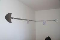 Magnetpinnwand in Form eines Spatens für die Hastrabau-Wegener aus Langenhagen