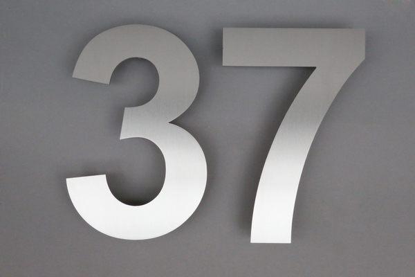 37 aus 3 mm Edelstahl