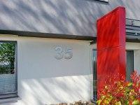 Hausnummer 35 im XXL Format